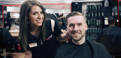 Sport Clips Haircuts of Northridge  Haircuts