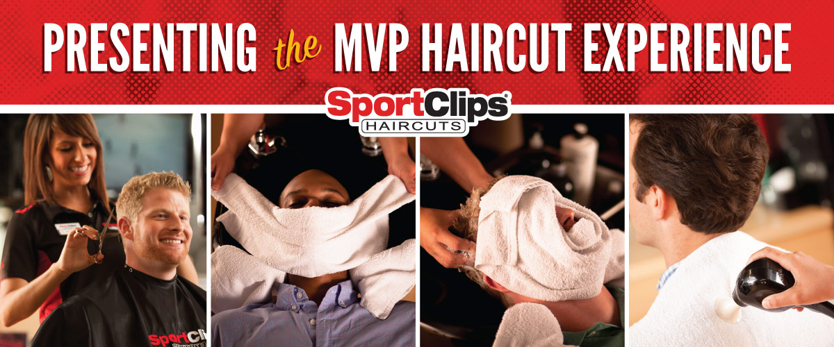 The Sport Clips Haircuts of Northridge  MVP Haircut Experience